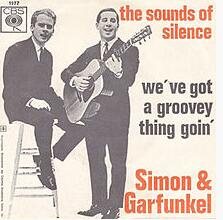 The Sound of Silence-Simon GarfunkelPiano sheet music