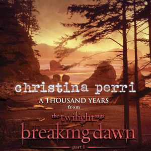 A Thousand Years Breaking Dawn OST-Christina PerriPiano sheet music