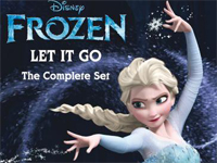 Let It Go Closer to the Original Demi Lovato-Demi LovatoPiano sheet music