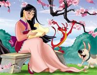 Reflection Mulan Soundtrack-Christina AguileraPiano sheet music