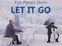Let It Go Accompaniment the piano guys Frozen Theme-Demi LovatoPiano sheet music
