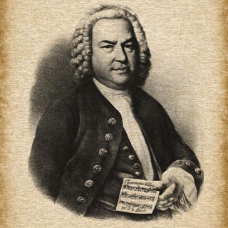 Sinfonia No 6 E major-BachPiano sheet music
