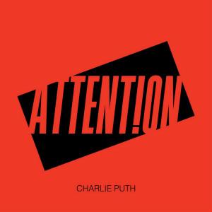 Attention-Charlie PuthPiano sheet music