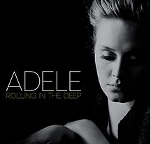 Rolling in the Deep-Adele Piano sheet music