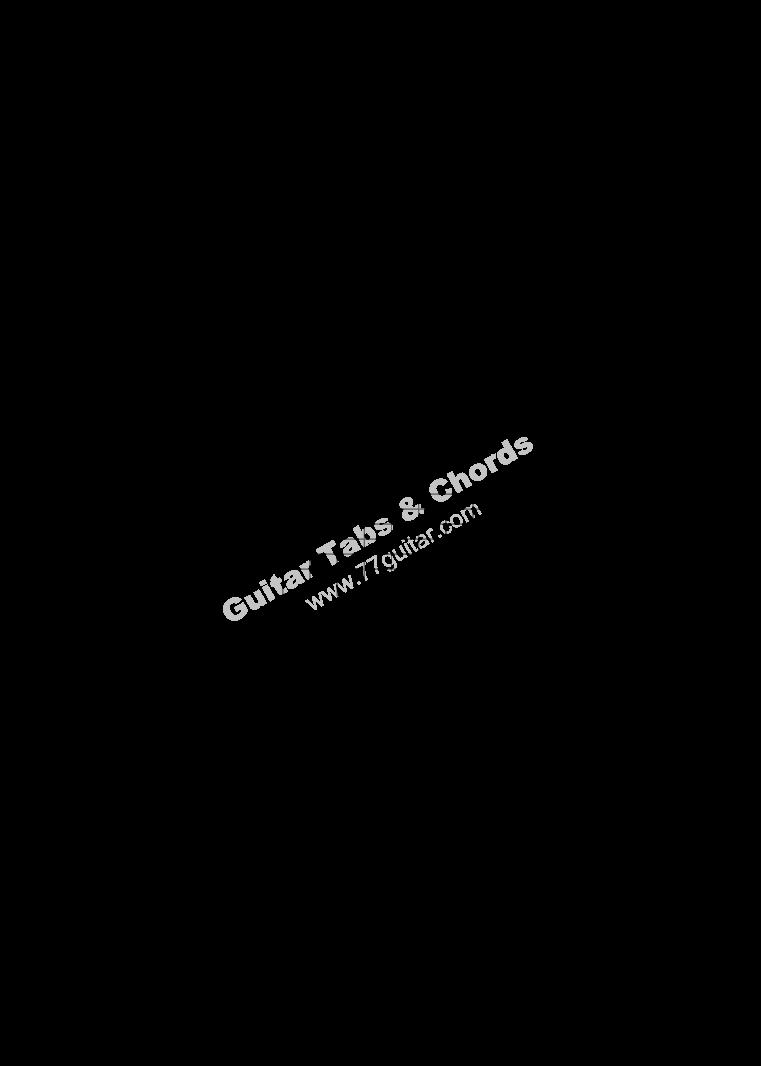 The Sound Of Silencesimon Garfunkelguitar Chords Sheet