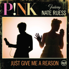 Just Give Me A Reason-P!nk,Nate RuessPiano sheet music