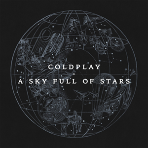Sky Full of  Stars-ColdplayPiano sheet music