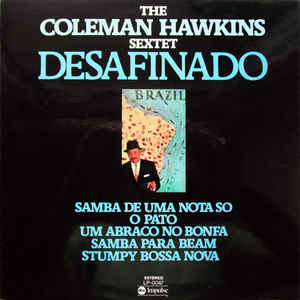 Desafinado-Stan GetzPiano sheet music
